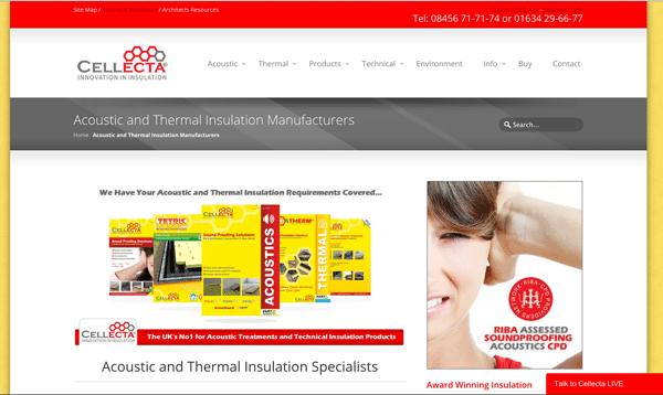 Cellecta Website