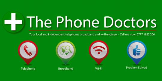 The Phone Doctors