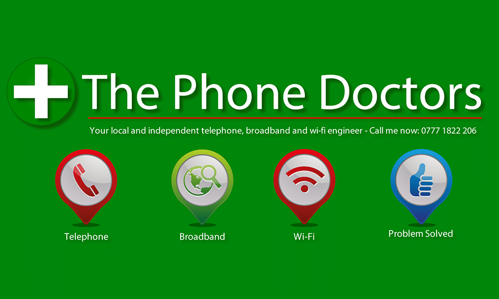 The Phone Doctors