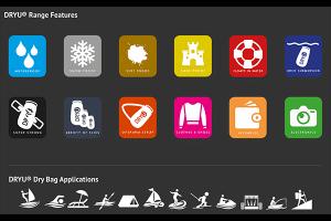 DRYU Product Range Features image