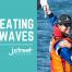 Creating Waves Coleman Racing Header