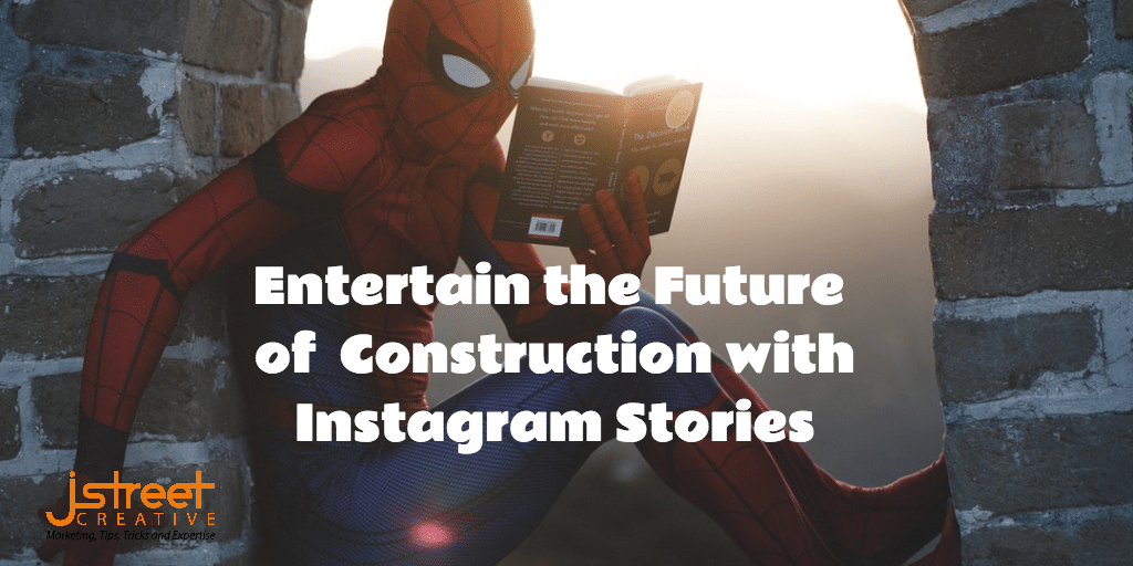 Construction Industry Instagram Stories